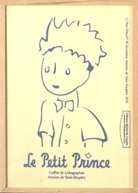 Michel de Seguins - Le Petit Prince - Coffret 9 lithographies + 2 figurines en étain.