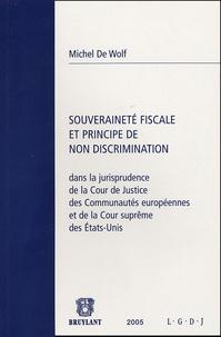Deedr.fr Souveraineté fiscale et principe de non discrimination dans la jurisprudence de la Cour de justice des communautés européennes et de la Cour suprême des Etats-Unis Image