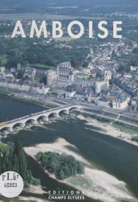 Michel Debré et Daniel Cande - Amboise.