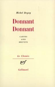 Michel Deguy - .