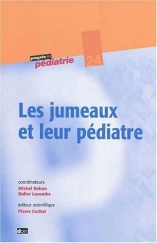 Michel Dehan et Didier Lacombe - Les jumeaux et leur pédiatre.