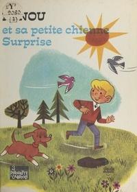 Michel Delabe et Claude Dubois - Fanou et sa petite chienne Surprise.