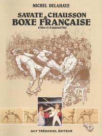 Deedr.fr Savate chausson & boxe française d'hier et d'aujourd'hui Image