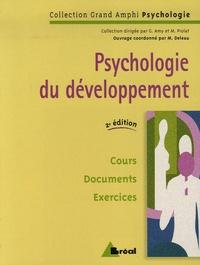 Michel Deleau - Psychologie du développement.