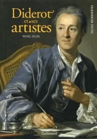 Michel Delon - Diderot et ses artistes.