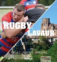 Michel Demelin et Lydie Lecarpentier Thomas - Rugby à Lavaur - Amicale Sportive Vauréenne.