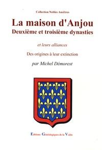 Deedr.fr La maison d'Anjou - Deuxième et troisième dynasties et leurs alliances Des origines à leur extinction Image