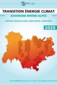 Michel Deprost et Bruno Mortgat - Transition énergie climat Auvergne-Rhône-Alpes.