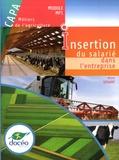 Michel Derame - CAPA, métiers de l'agriculture, Insertion du salarié dans l'entreprise - Module MP1.