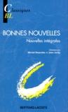 Michel Descotes et Jean Jordy - Bonnes nouvelles - Nouvelles intégrales.