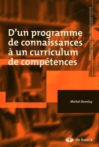 Checkpointfrance.fr D'un programme de connaissances à un curriculum de compétences Image
