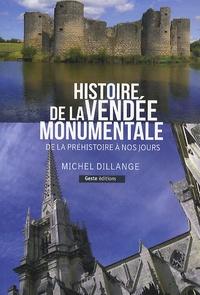 Deedr.fr Histoire de la Vendée monumentale - De la préhistoire à nos jours Image