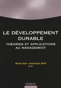 Le développement durable - Théorie et applications au management.pdf