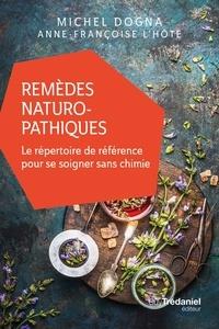 Michel Dogna - Remèdes Naturopathiques.
