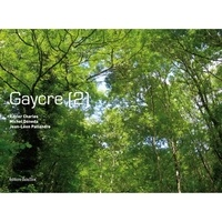 Michel Doneda et Jean-Léon Pallandre - Gaycre (2). 1 CD audio