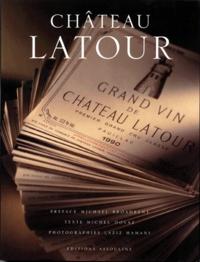 Michel Dovaz et Laziz Hamani - Château Latour.