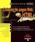 Michel Dreyfus - Création de pages Web en HTML.
