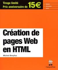 Feriasdhiver.fr Création de pages Web en HTML Image