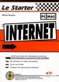Michel Dreyfus - INTERNET PC/MAC. - Avec un CD-Rom.
