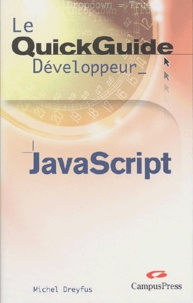 Michel Dreyfus - JavaScript.