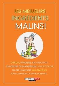 Michel Droulhiole et Julie Frédérique - Les meilleurs ingrédients malins !.