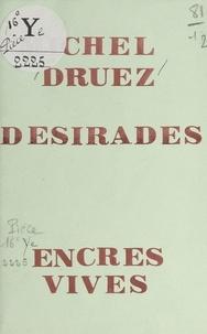 Michel Druez et Edouard Glissant - Désirades.