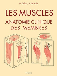 Michel Dufour et Santiago del Valle Acedo - Les muscles - Anatomie clinique des membres.