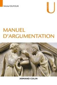Manuel d'argumentation - Michel Dufour pdf epub