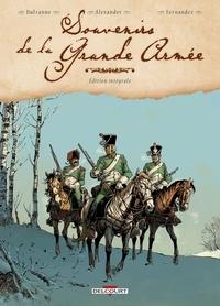 Michel Dufranne et Alexis Alexander - Souvenirs de la Grande Armée Intégrale : .
