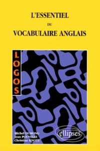 Michel Dumong et Jean Pouvelle - Logos l'essentiel du vocabulaire anglais.