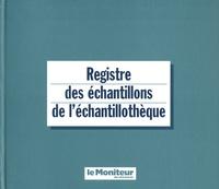 Histoiresdenlire.be Registre des échantillons et de l'échantillothèque Image