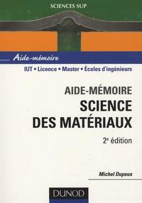 Histoiresdenlire.be Science des matériaux Image