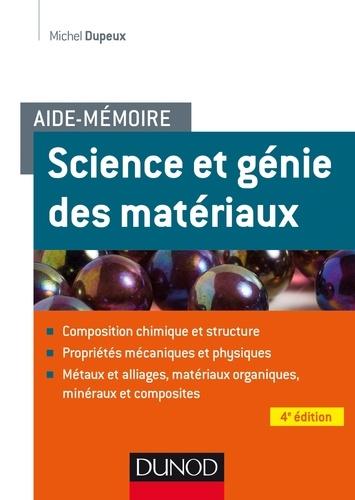Science et génie des matériaux 4e édition