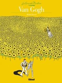 Michel Durand - Les Grands Peintres - Van Gogh - Champ de blé aux corbeaux.