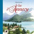 Michel Duvoisin - Le lac d'Annecy.