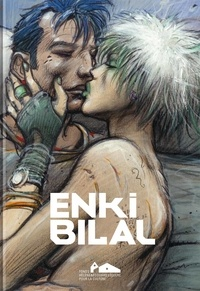 Michel-Edouard Leclerc et Enki Bilal - Enki Bilal.