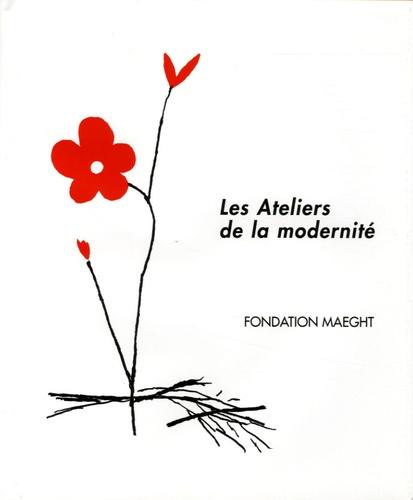 Michel Enrici - Les Ateliers de la modernité - Peintures, sculptures, chefs-d'oeuvre gravés.