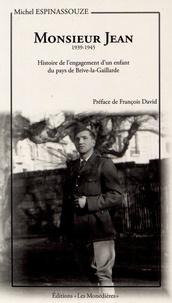 Goodtastepolice.fr Monsieur Jean - Histoire de l'engagement d'un enfant du pays de Brive-la-Gaillarde (1939-1945) Image