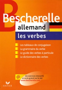 Meilleur téléchargement d'ebook collection Allemand  - Les verbes FB2 PDF iBook in French par Michel Esterle 9782218926167