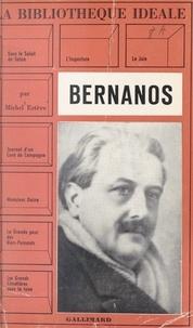 Michel Estève et  Collectif - Bernanos.