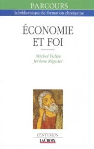 Michel Falise et Jérôme Régnier - .