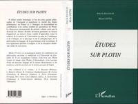 Michel Fattal et  Collectif - Études sur Plotin.