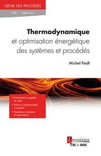 Michel Feidt - Thermodynamique et optimisation énergétique des systèmes et procédés.