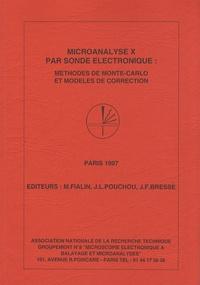 Microanalyse X par sonde électronique : méthodes de Monte-Carlo et modèles de correction - Michel Fialin | Showmesound.org
