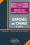 Michel Ficheux - Exposés de chimie.