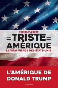 Michel Floquet - Triste Amérique - Le vrai visage des Etats-Unis.