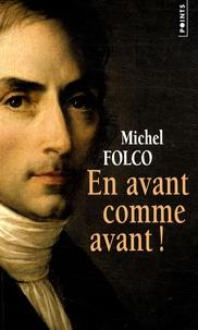 Michel Folco - En avant comme avant !.