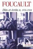 Michel Foucault - Dits et écrits - Tome 2, 1976-1988.
