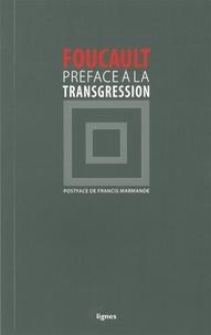 Histoiresdenlire.be Préface à la transgression Image