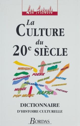 Michel Fragonard - La culture du 20e siècle.